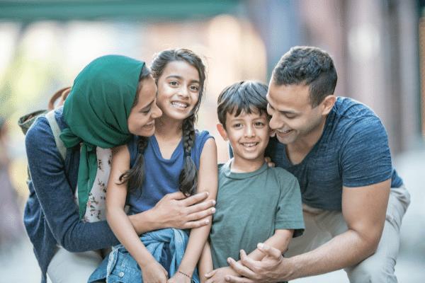 Responsibilities of parents